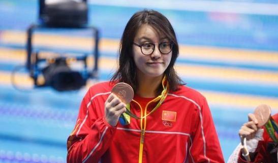 洪荒少女傅园慧 外媒:她是本届奥运最可爱选手