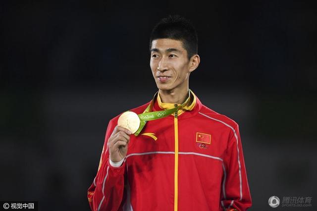 赵帅:我有冠军之心 用奥运会金牌来祭奠恩师