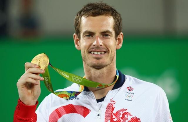 穆雷:运动员不参加奥运一定后悔 应设立混双