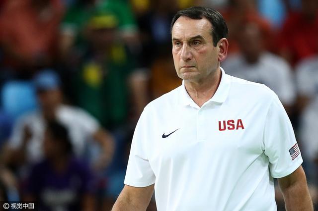 为老K教练准备了4年的告别 最大功绩并非金牌