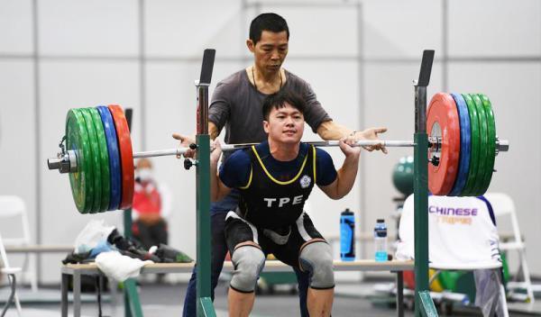 中华台北举重名将药检异常被停赛 已非首次