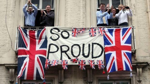 英国计划举行盛大庆祝仪式 伦敦曼市争先恐后