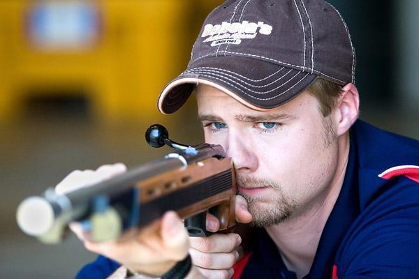 埃蒙斯:奥运打丢两枪 是我生命中最好的事