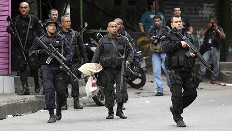 为什么那么多运动员在里约被抢