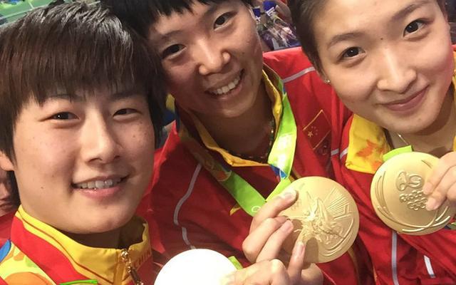外媒叹中国乒乓人才:里约近3成球手是中国人