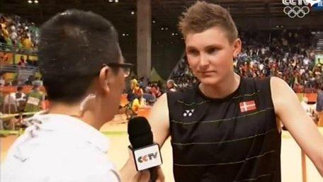 里约奥运羽球男单四强都会说中文