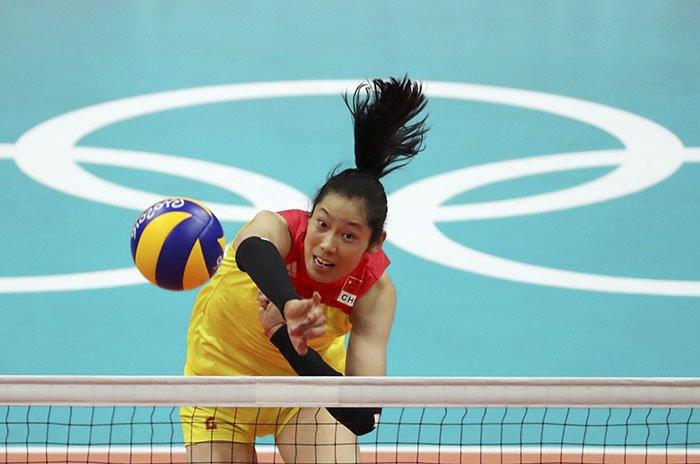 中国女排新一姐