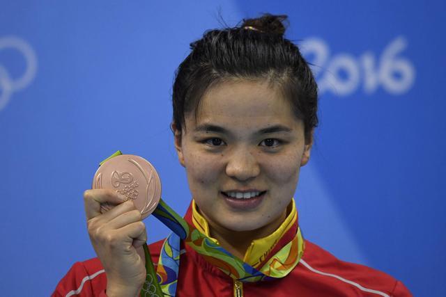 200米蛙泳史婧琳后程发力摘铜 日本选手夺金