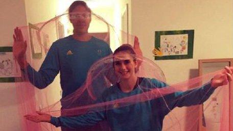 蚊帐在里约奥运村火了 快去里约卖蚊帐!