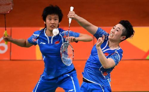 女双20年来首度无缘奥运冠军 国羽待凤凰涅槃