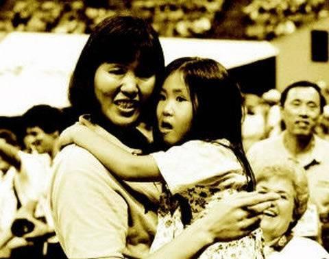 有一种坚持叫郎平,有一种精神叫中国女排!