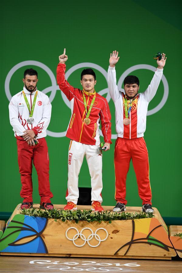 真骄傲!中国队日进两金 邓薇破两项世界纪录