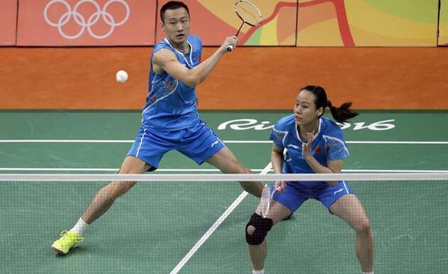 比男双夺冠更大的新闻 赵芸蕾承认与张楠分手