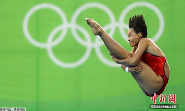 英雄出少年!任茜夺金成中国首个00后奥运冠军