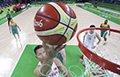 高清:男篮小组赛中国vs澳洲 阿联冲得分记录