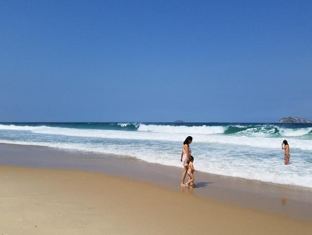 不同方式看巴西:三星镜头下的伊帕内玛海滩