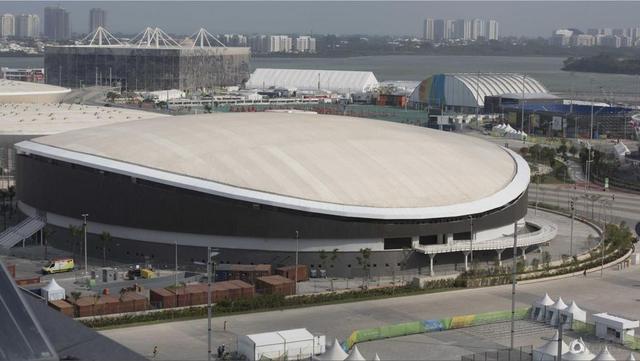 魏纪中:里约奥运会需要更多鼓励