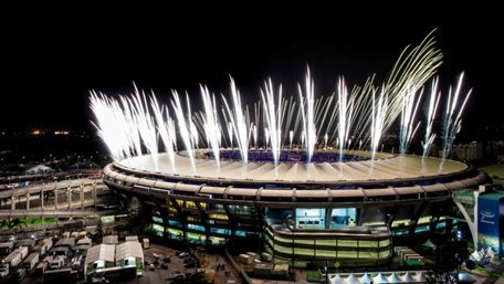 巴西没有黄牛炒票 开幕式燃激情