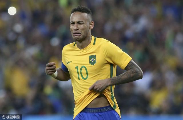 巴西终复仇1-7之耻!足球王国找回丢掉的尊严