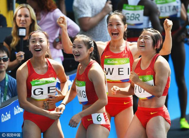 中国奥运田径总结:奖牌创历史最佳 仍有隐忧