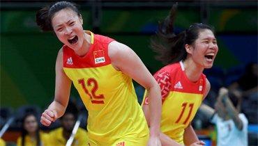惠若琪揭秘中国女排赢球吉祥物 当家花旦原是孝心女神