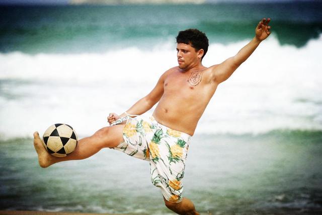夕阳美景:一起换个角度看巴西这一足球帝国