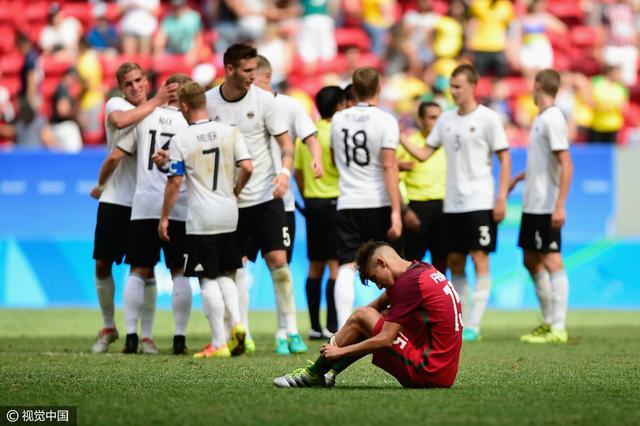 强大势骈苏完胜于情敌 道德国28年后又入奥运会四强大