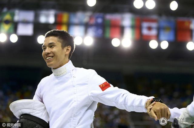现代五项20日:中国双雄放手搏 跑射联项成关键