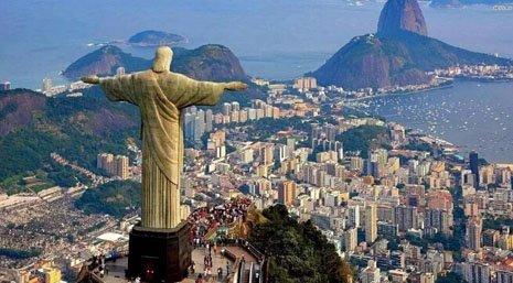 中国品牌亮相巴西奥运 助力里约