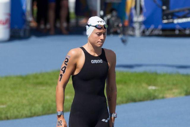 法国游泳拉人姐申诉被驳回 仲裁法庭不受理