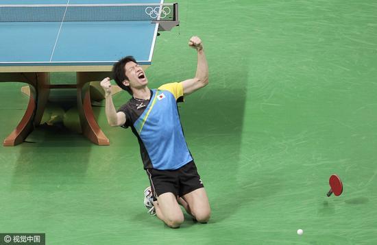 日媒:东京奥运乒乓球赛场 有望响起日本国歌