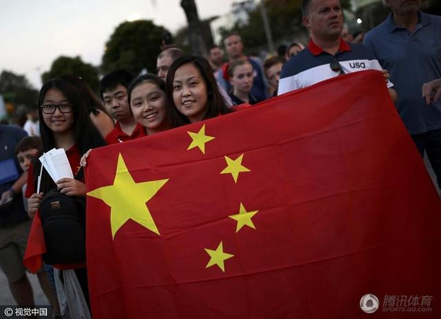 魏纪中:奥运给巴西两种可能 中国显大国风范
