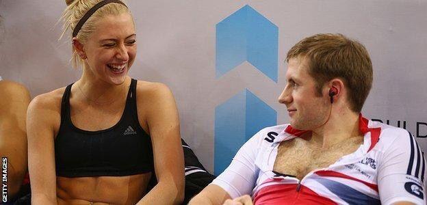里约客-史上最强奥运情侣 携手夺得10金1银