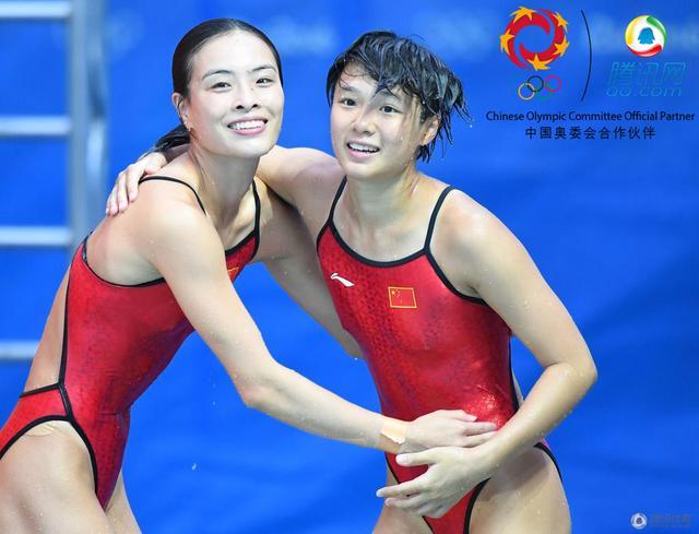 [此刻是金]吴敏霞/施廷懋夺冠 梦之队获4连冠