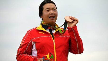 如果微胖界少了冯珊珊 我们可能会错失一块奥运奖牌