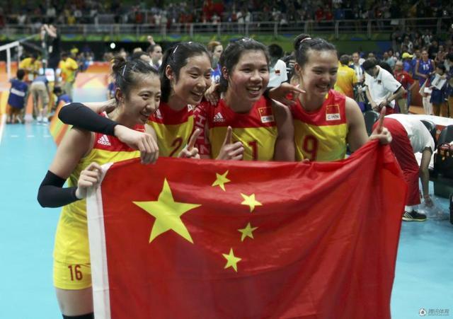 奥运史诗战役:女排铸造经典 林李最后的战役