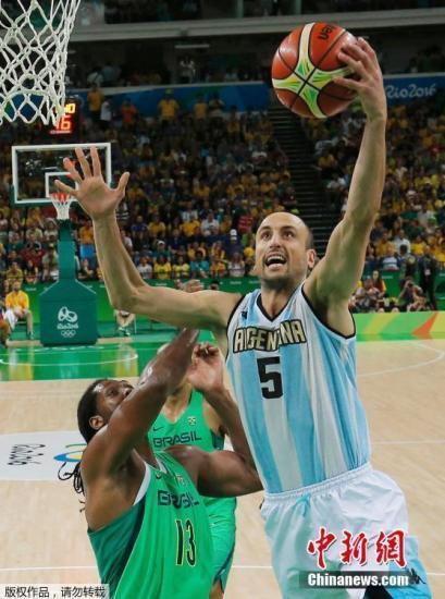 奥运花絮:冤家路窄?阿根廷男篮七战奥运全碰美国