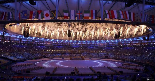外媒评奥运闭幕式:摄人心魄的狂欢节大派对
