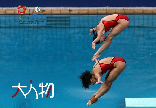 【大人物】吴敏霞——史上最成功跳水女将