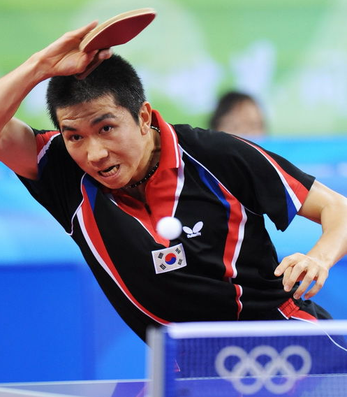 韩乒乓名将柳承敏 当选国际奥委会运动员委员