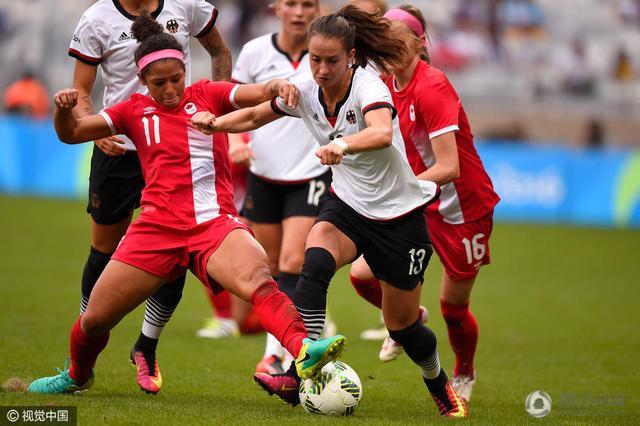 女足-德国2-0淘汰加拿大晋级 决赛将对阵瑞典