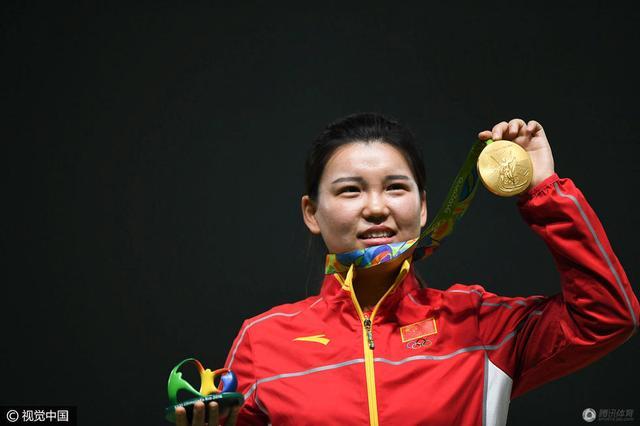 张梦雪:奥运首金?没什么感觉 感谢国家培养