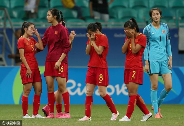 足球总结:巴西终夺奥运金牌 中国女足进8强