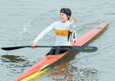 皮划艇17日:周玉李强出战 均有望获决赛席位
