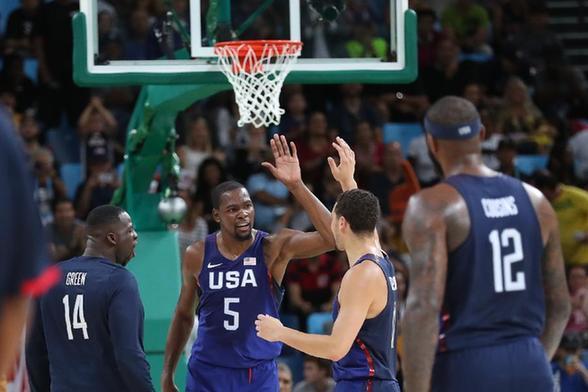 杜兰特:老K为球队带来新文化 用金牌送别他