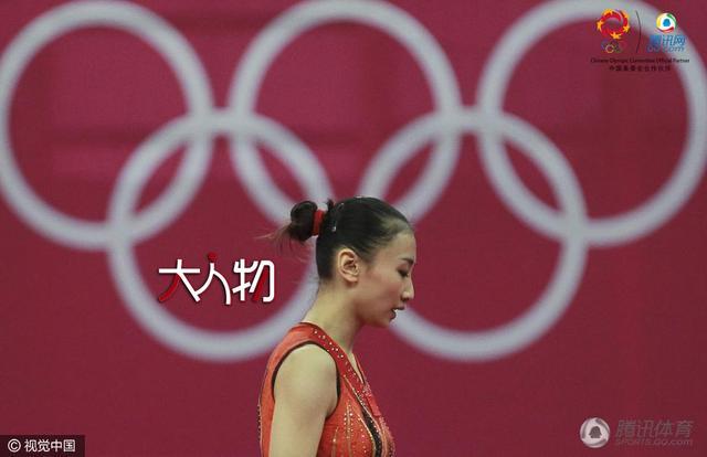 """大人物-何雯娜别哭 你还是最美""""蹦床公主"""""""