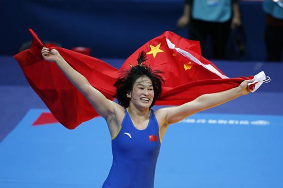 摔跤17日:中国两将冲金牌 周凤期待创造惊喜