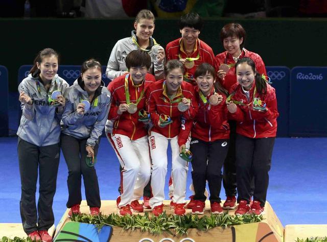 乒乓球总结:王者国乒独孤求败 日本值得警惕