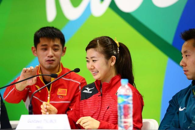 """日本乒乓球运动员福原爱里约再秀""""十级东北话"""""""