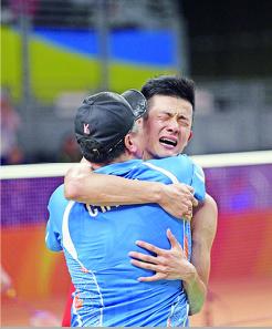 中国羽毛球收两枚金牌 不被看好却大放异彩